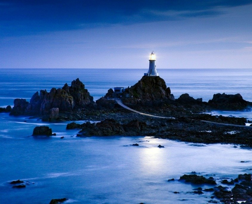 Lighthouse Prayer - Ann M  Wolf