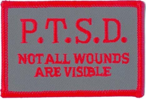 PTSD Patch -