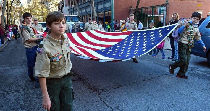 Youth groups and scouts